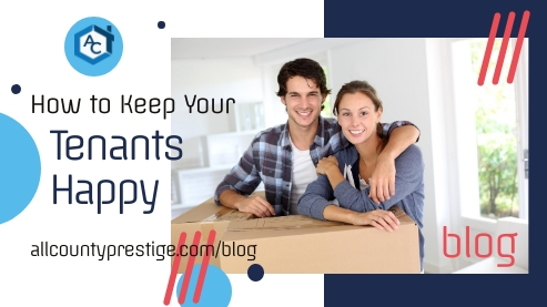 How to Keep your Tenants Happy