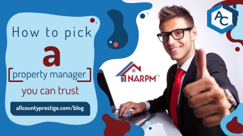 How to pick a property manager you can trust