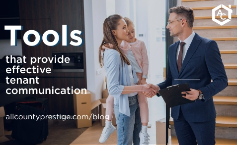 Tools that provide effective tenant communication