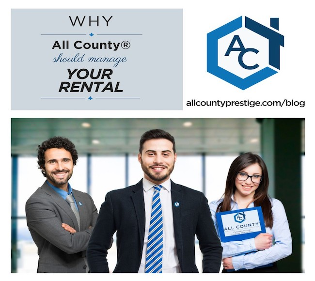 5 Reasons All County Should Manage Your Property